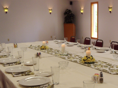 Crosstone Restaurant Conference Center